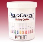 Drug Check Cup
