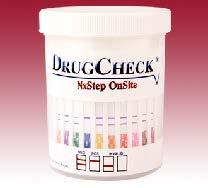 Drug Check Cup