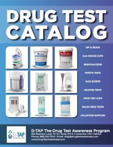 D-TAP Catalog