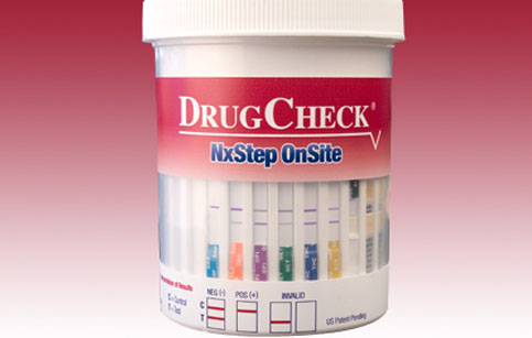 how to read a medtox drug test